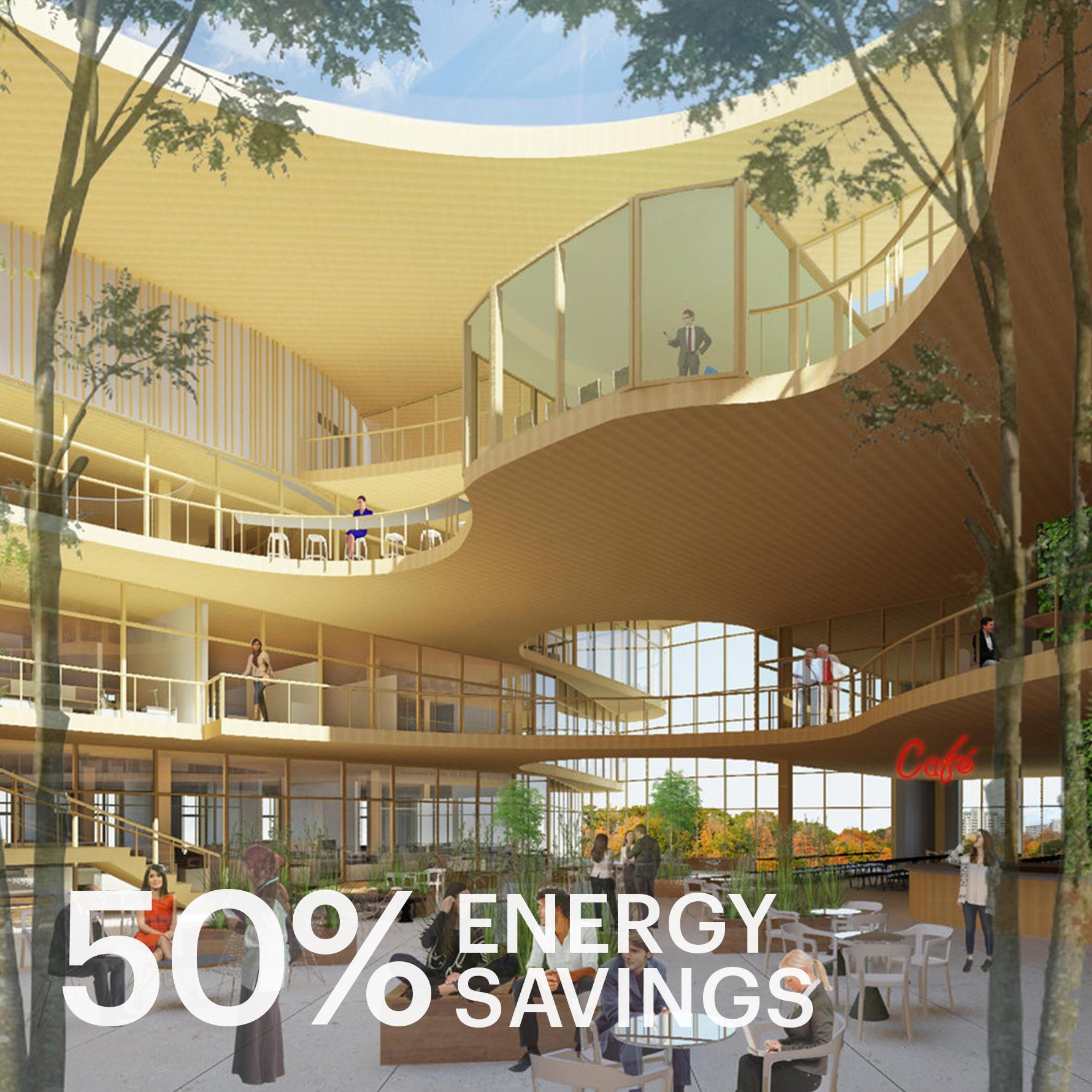 OSSTF Headquarters  Retrofit and Mass Timber Addition