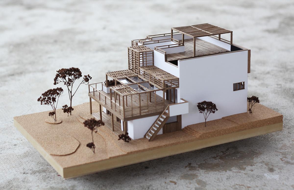 Source:  https://www.behance.net/gallery/25801349/Wooden-architecture-model