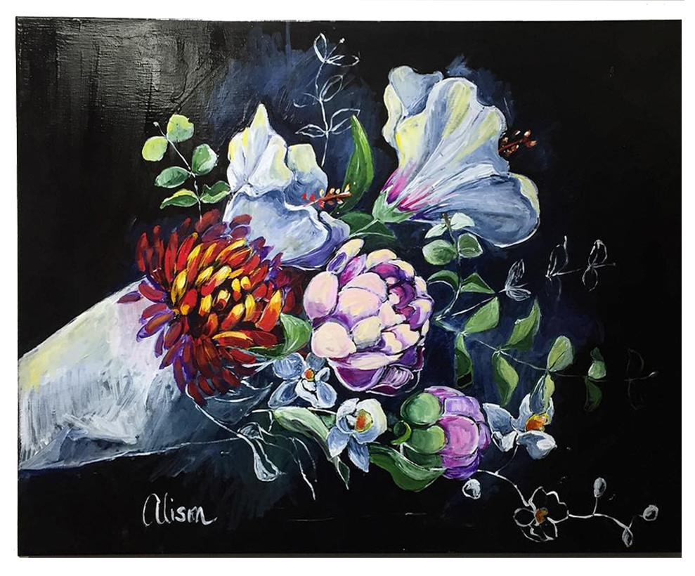 Bouquet #1 (SOLD)