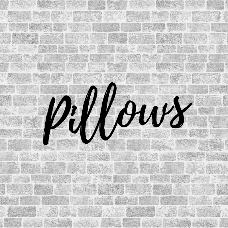 Browse : Pillows
