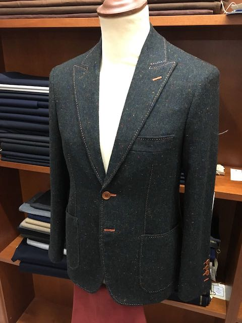 Photo credit: Sartoria Italiano