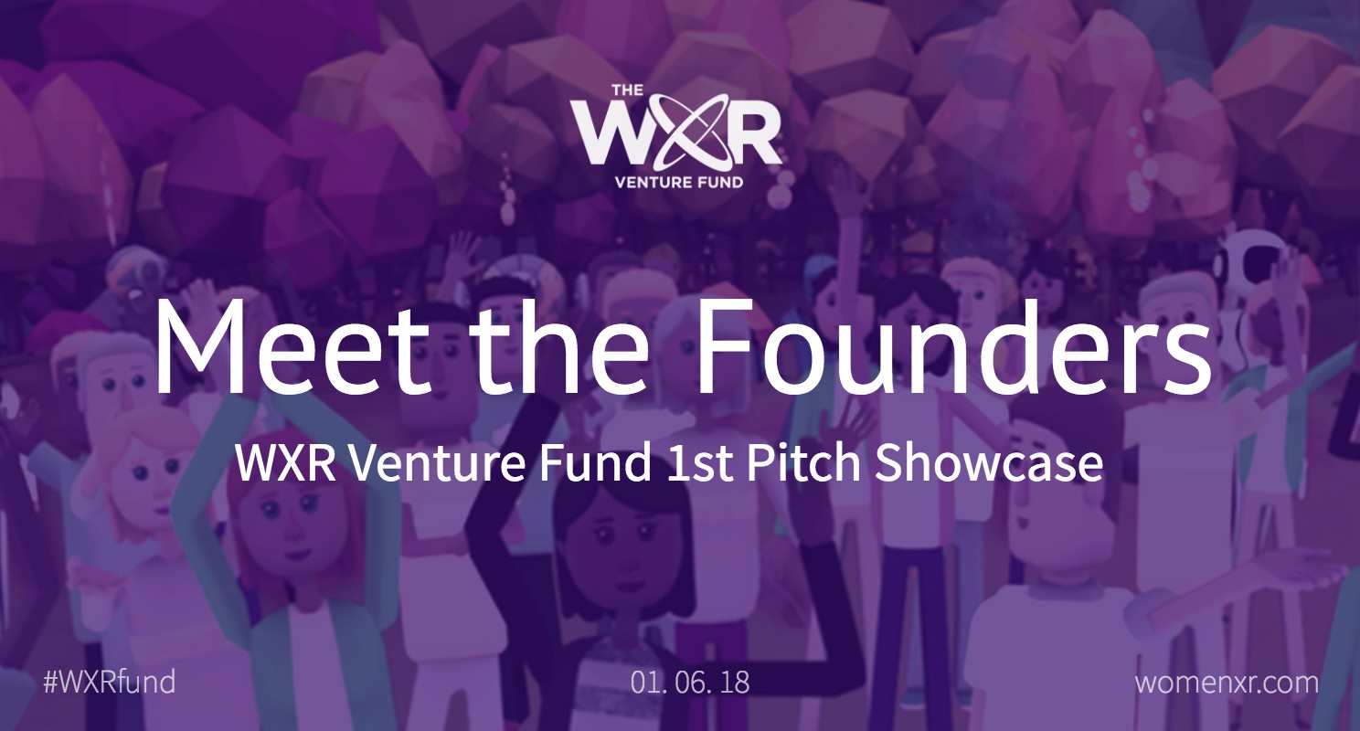 Women In XR Venture Fund Pitch Showcase VC Funding for XR startups.jpg