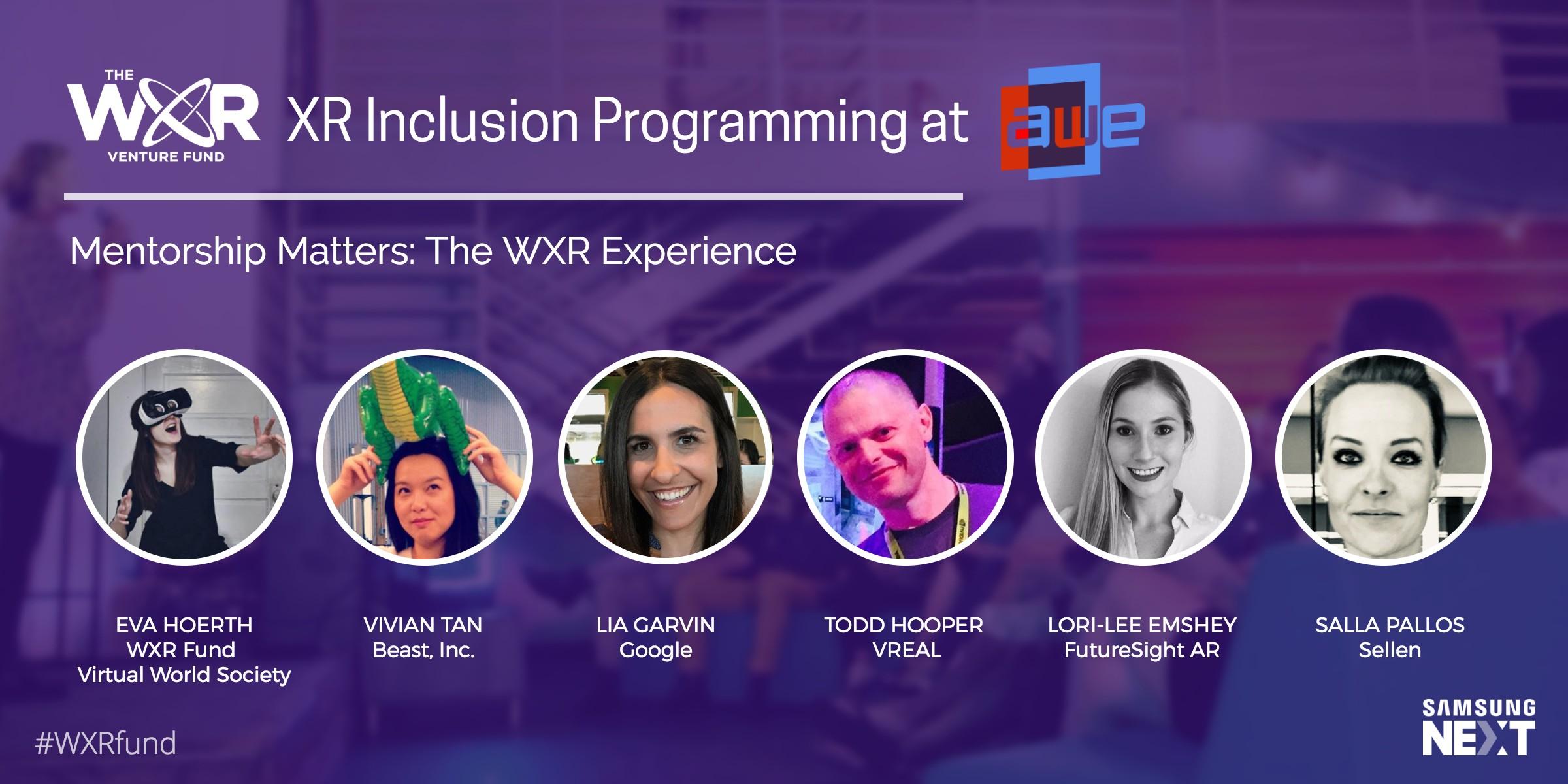 WXR-Fund-AWE-2018-Lia Garvin-Google-Eva Hoerth-Vivian Tan-Todd Hooper.jpg