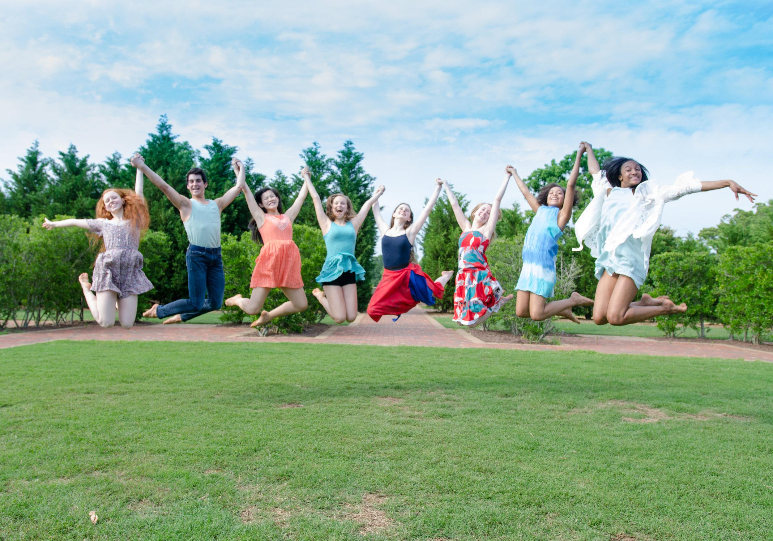 Dancers of Destiny Dance Institute!