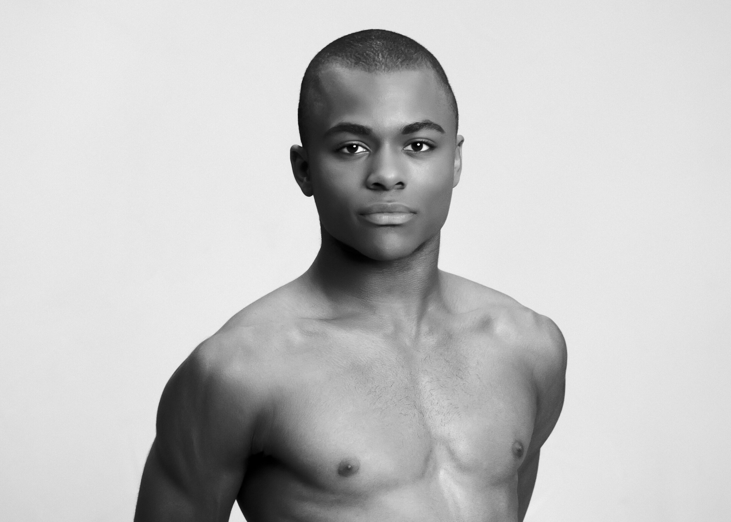 Ailey II's Kyle H. Martin. Photo by Kyle Froman