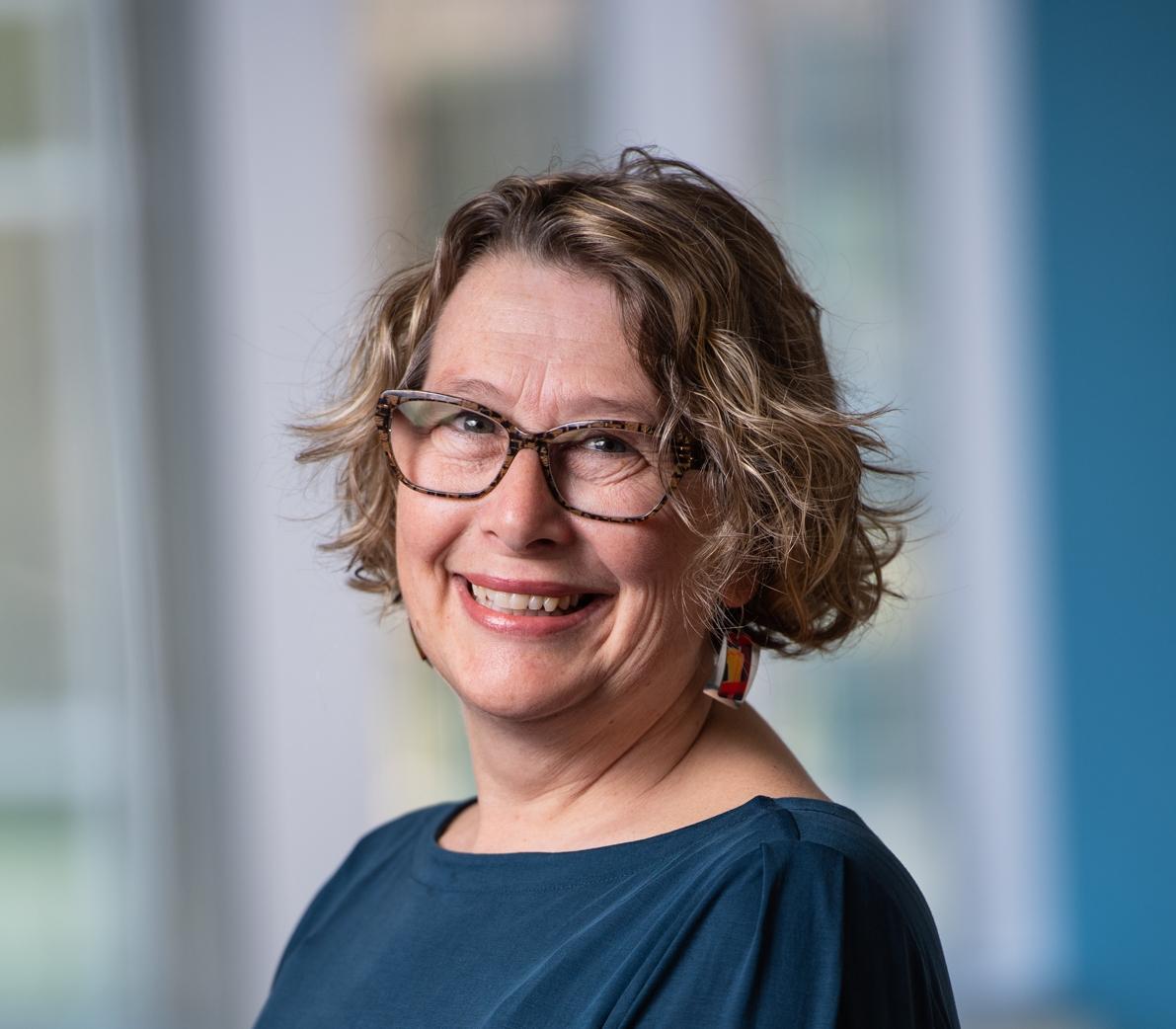 Dr. Alison Luke - Senior Research Associate