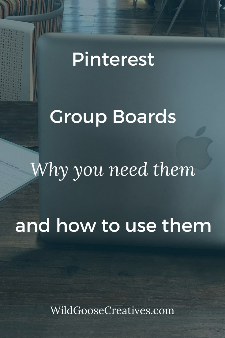 Why Pinterest Group Boards will help grow your business