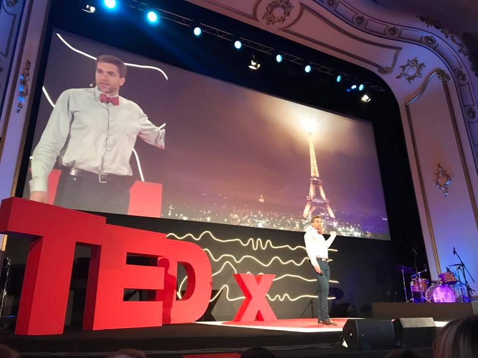 Agnis Stibe TEDx