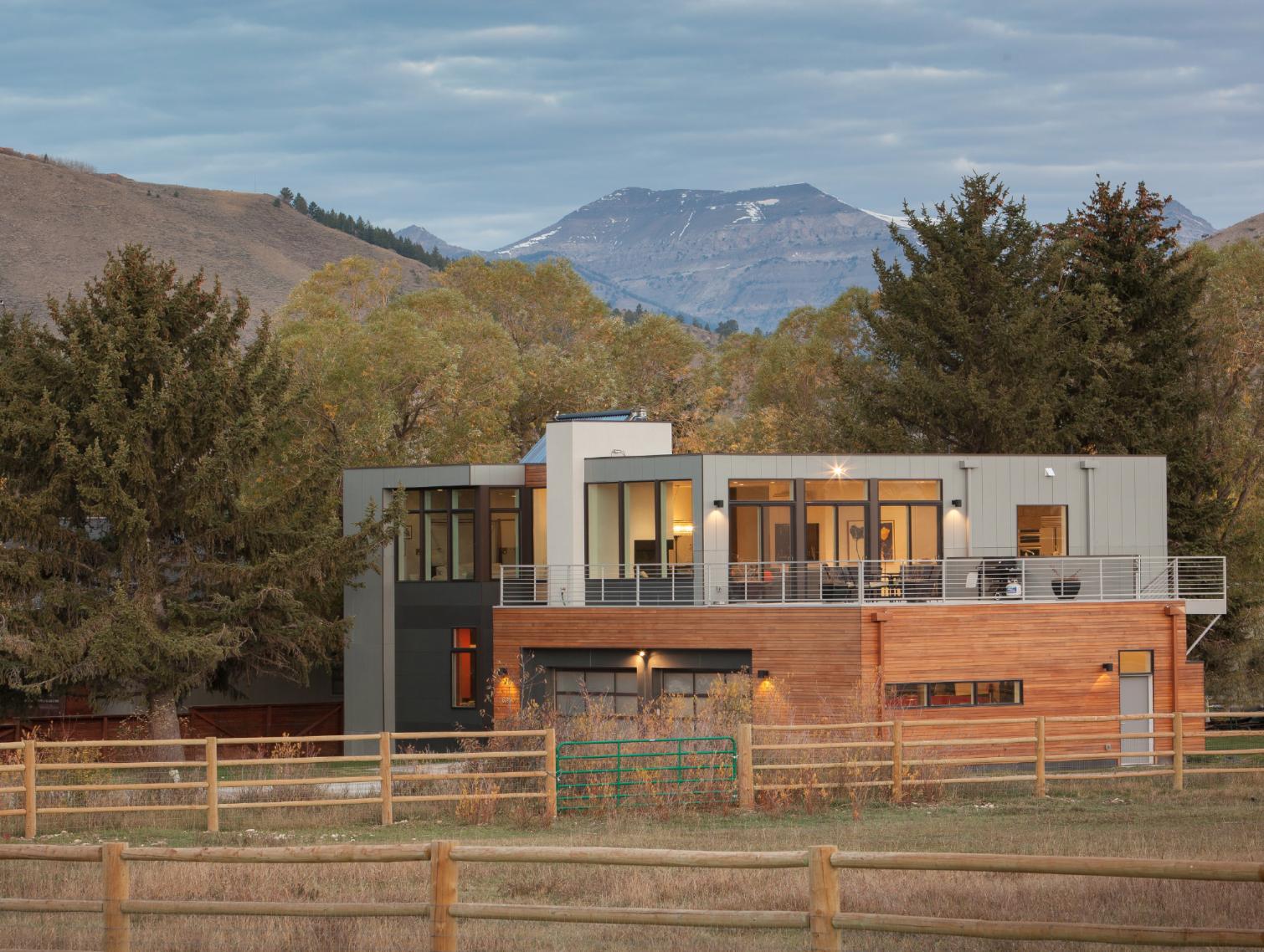 Photo Credit: Sun Valley Photo // Architect: Chris Pardo Design // Builder: Methodf