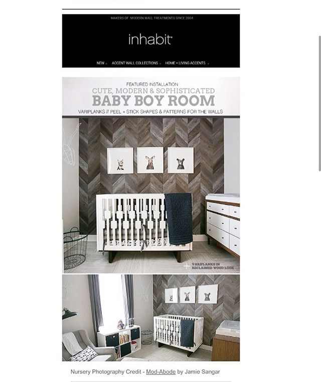 Thanks for the photo nods, @inhabitliving !! This was a fun surprise sitting in my inbox from Inhabit's latest marketing email! They have amazing products, and if you're located in Indy, you can visit their showroom in Irvington!! 📸 by me 😉#inhabitliving #inhabit #woodplankwall #modern #modernhomefurnishings #moderndesign #design #interiordesign #interiordesigninspiration