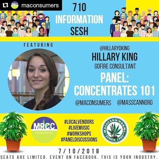 #Repost @maconsumers (@get_repost) ・・・ 🧠Understand the Do's and Dont's of Dabs ☄️ • 🗽Concentrates: Wax, dabs, vape pens, shatter, oil's, rosin. What are they? Are they safe? This panel is focused on educating consumers who are both unfamiliar and connoisseurs of concentrates from different perspectives of the industry. • 📮REGISTER: LINK IN @maconsumers BIO • 📆DATE AND TIME: Tuesday, July 10, 2018 6:00 PM – 10:00 PM EDT Location: Boston (Newbury St) • 🔞21+ private event — #squad #marijuana #friends #green #latinx #community #health #wealth #network #gains #entrepreneur #power #grassachusetts #massachusetts #entrepreneur #boston #instagood #greatness #music #bitcoin #art #crypto #fit #fitfam #info #710 #cannabis