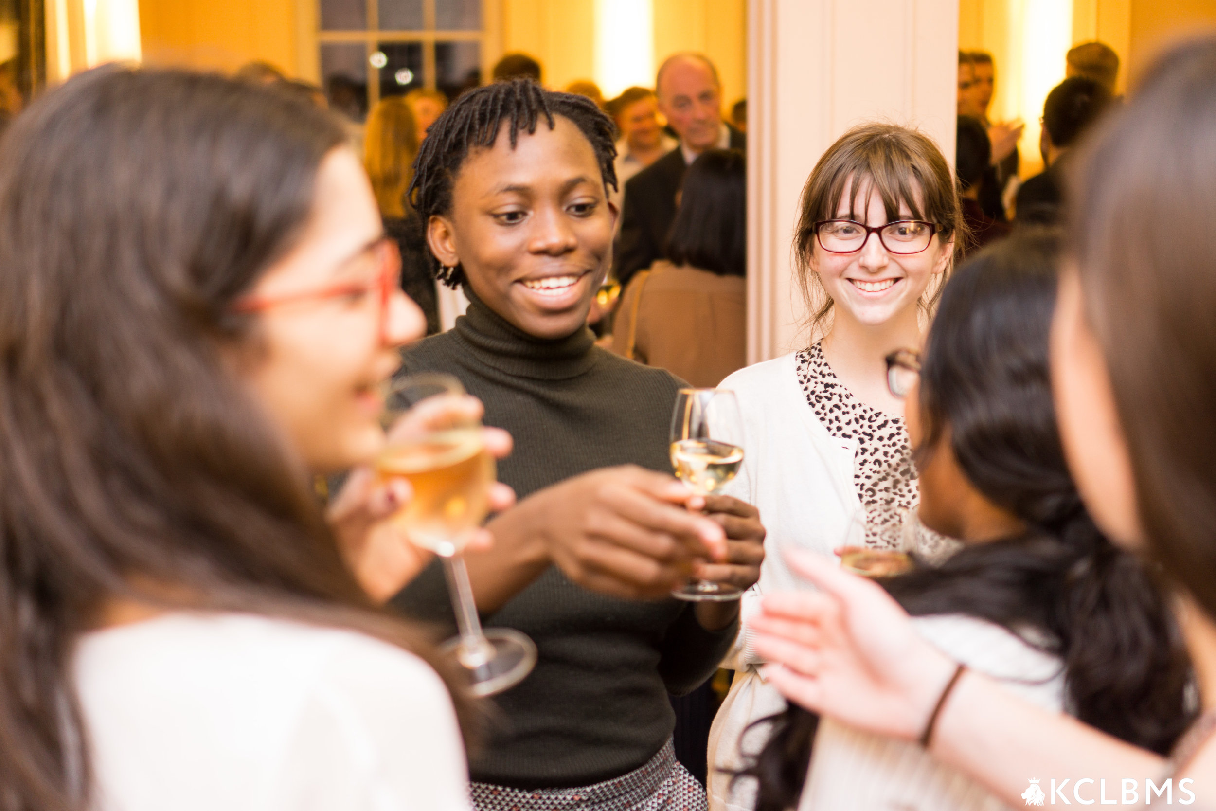 Welcome Drinks 2019 -