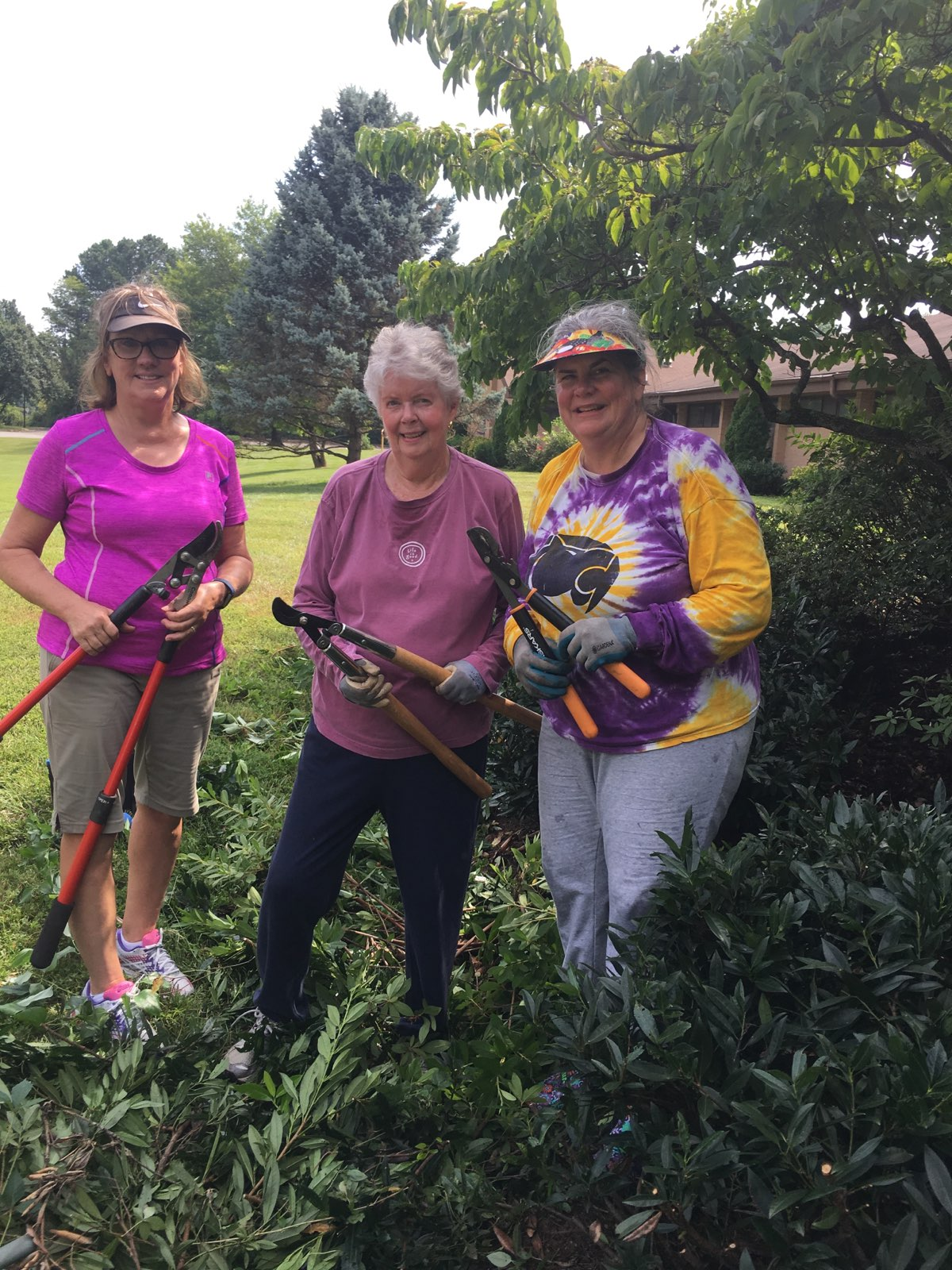 Garden ladies July 2018.JPG