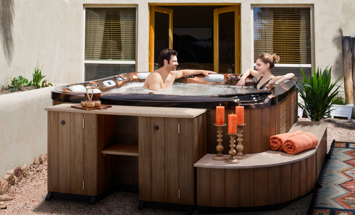 Show Therapy Hot Tub