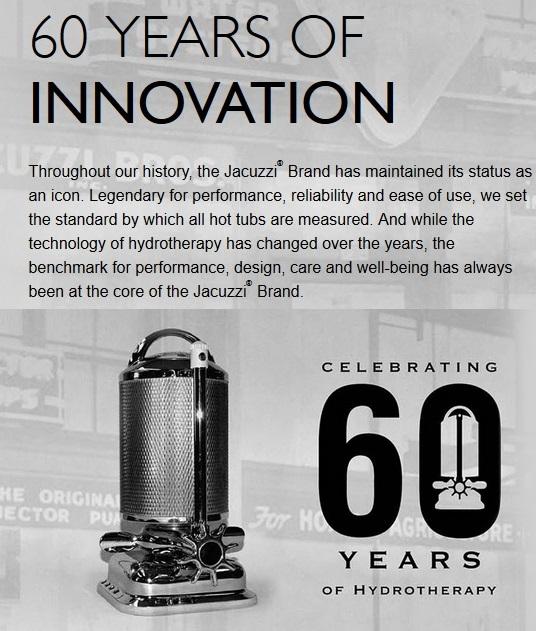 Jacuzzi Innovation