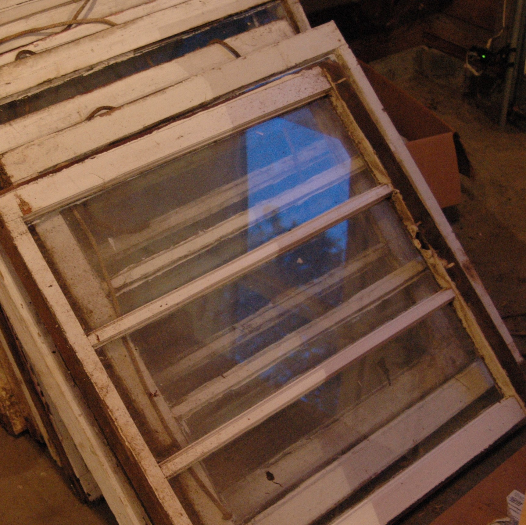 Farmhouse windows are lovely, but maybe not a fit for my greenhouse