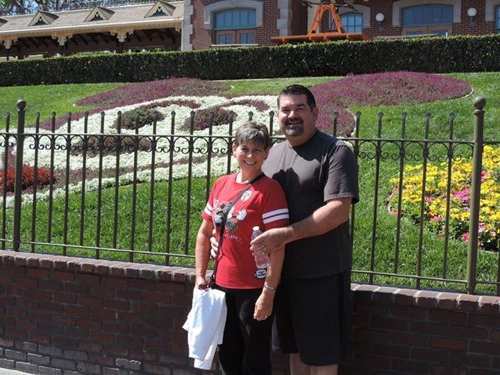 Disneyland, just one of the places we've traveled making wonderful memories