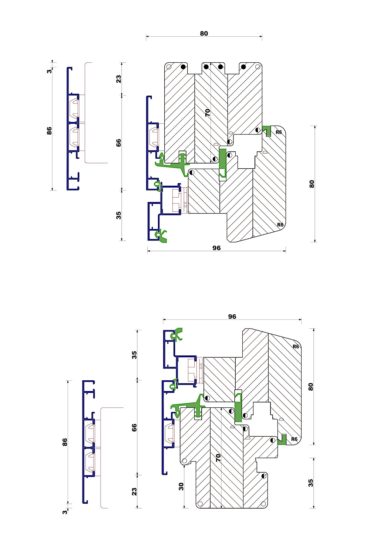 System Quadrat FB