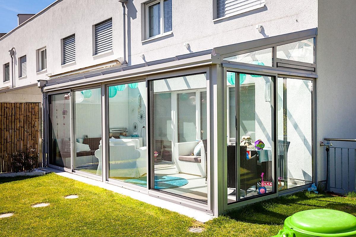 Terrassenüberdachung Sitzplatzüberdachung Spreitenbach Schweiz