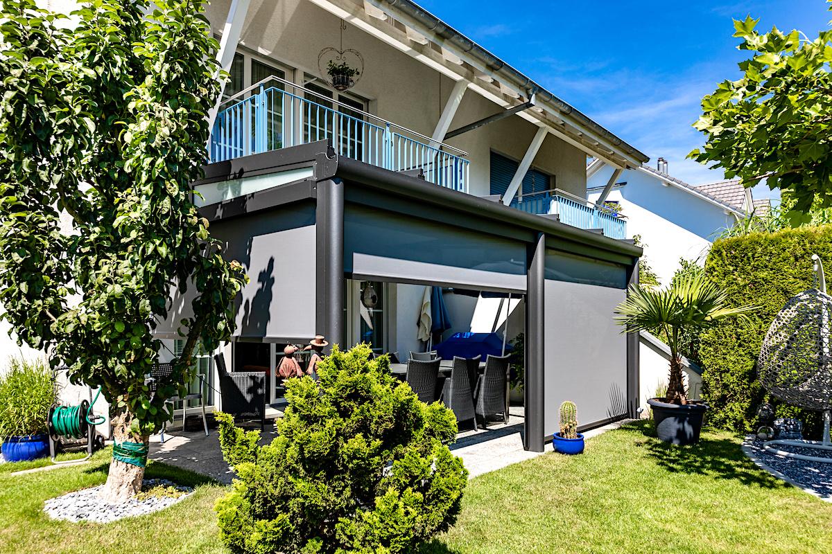 Terrassenüberdachung-Überdachung-Sitzplatzüberdachung-Schweiz-Wiesendangen