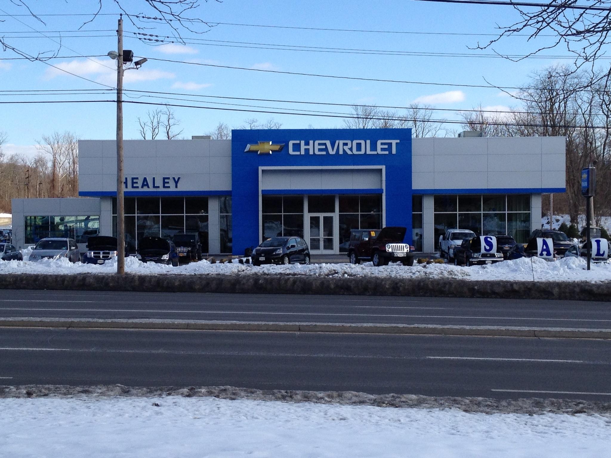 Healey Chevrolet
