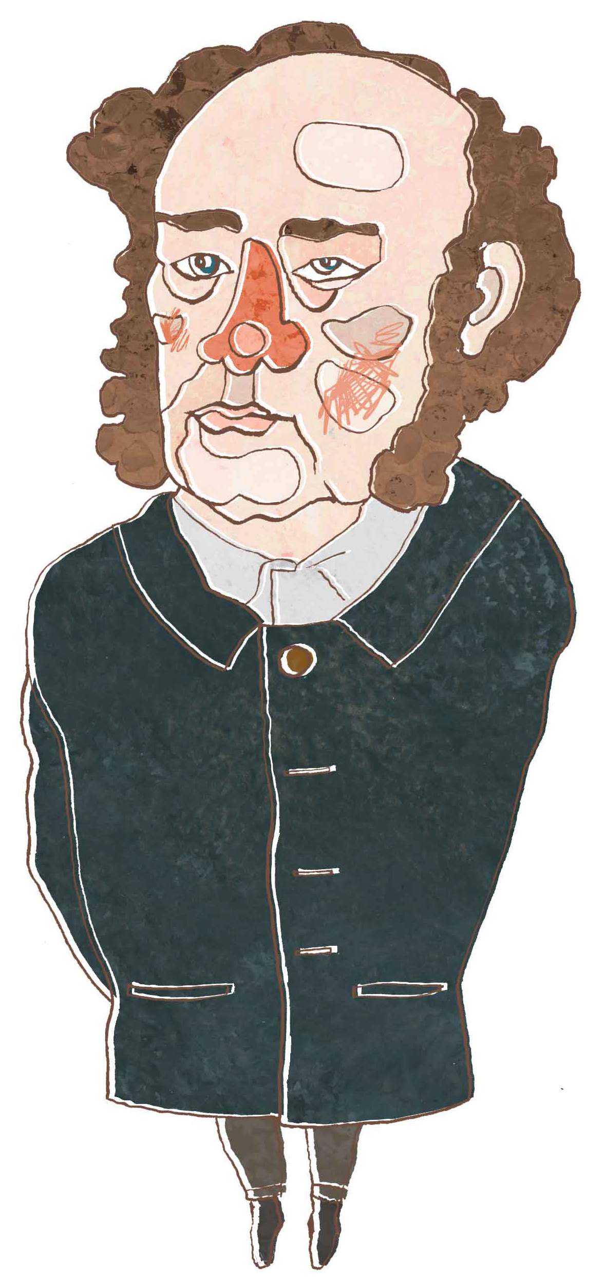 Jonathan Stalker, a prominent Penrith Wesleyan