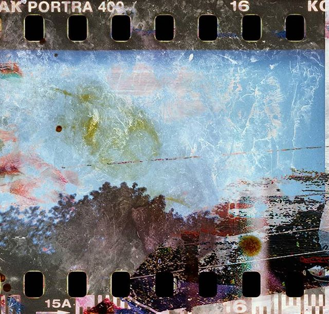 Some little experiment I did with film (1/3)