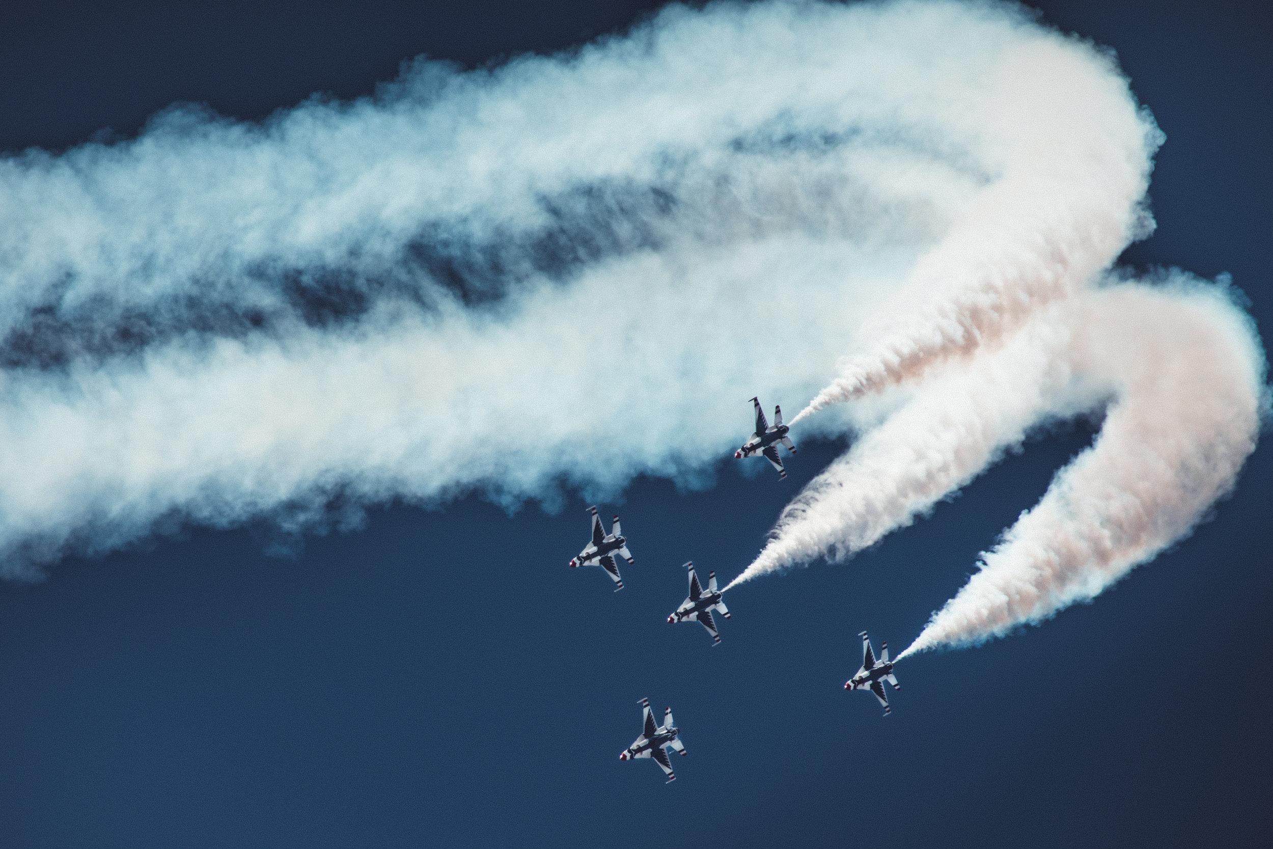Airshows -