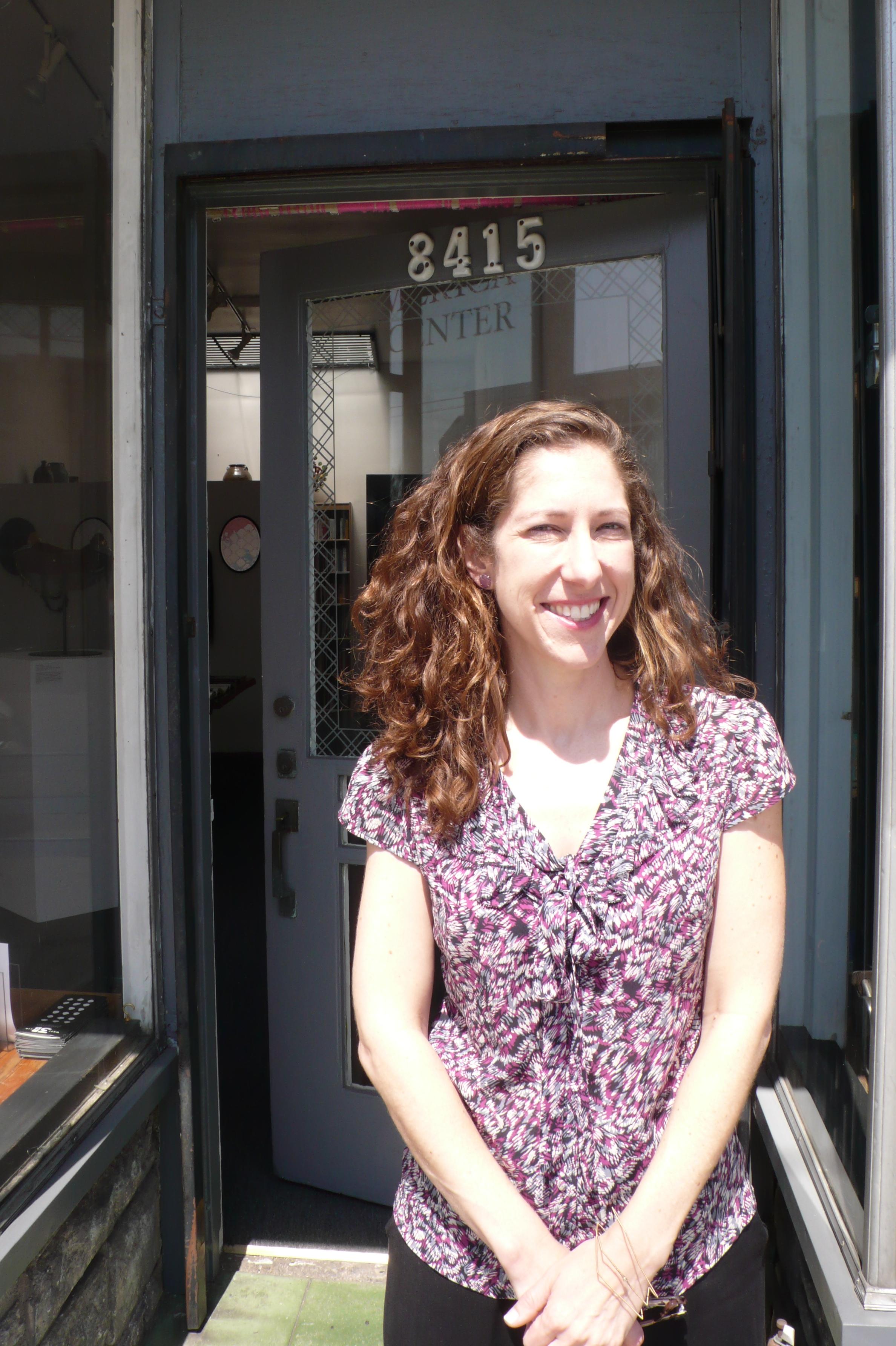 Emily Zaiden , Director, Craft In America Center
