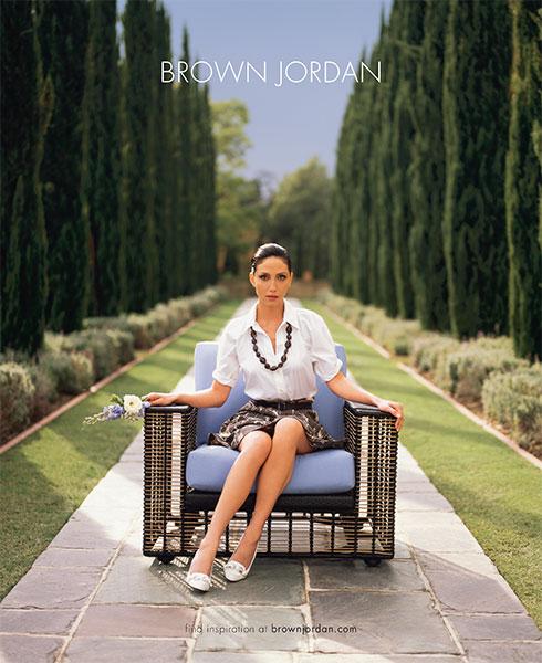 branding, website mgmt, media buy, Brown Jordan