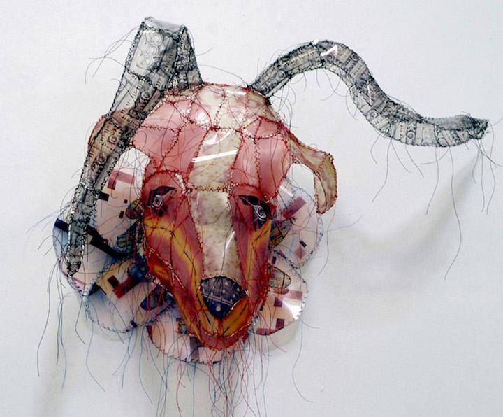 Gwen Samuels, Butting Ram Head