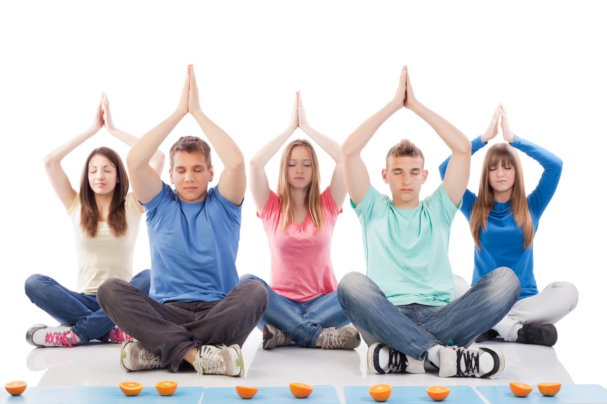 Teen Yoga Brighton Yoga Center