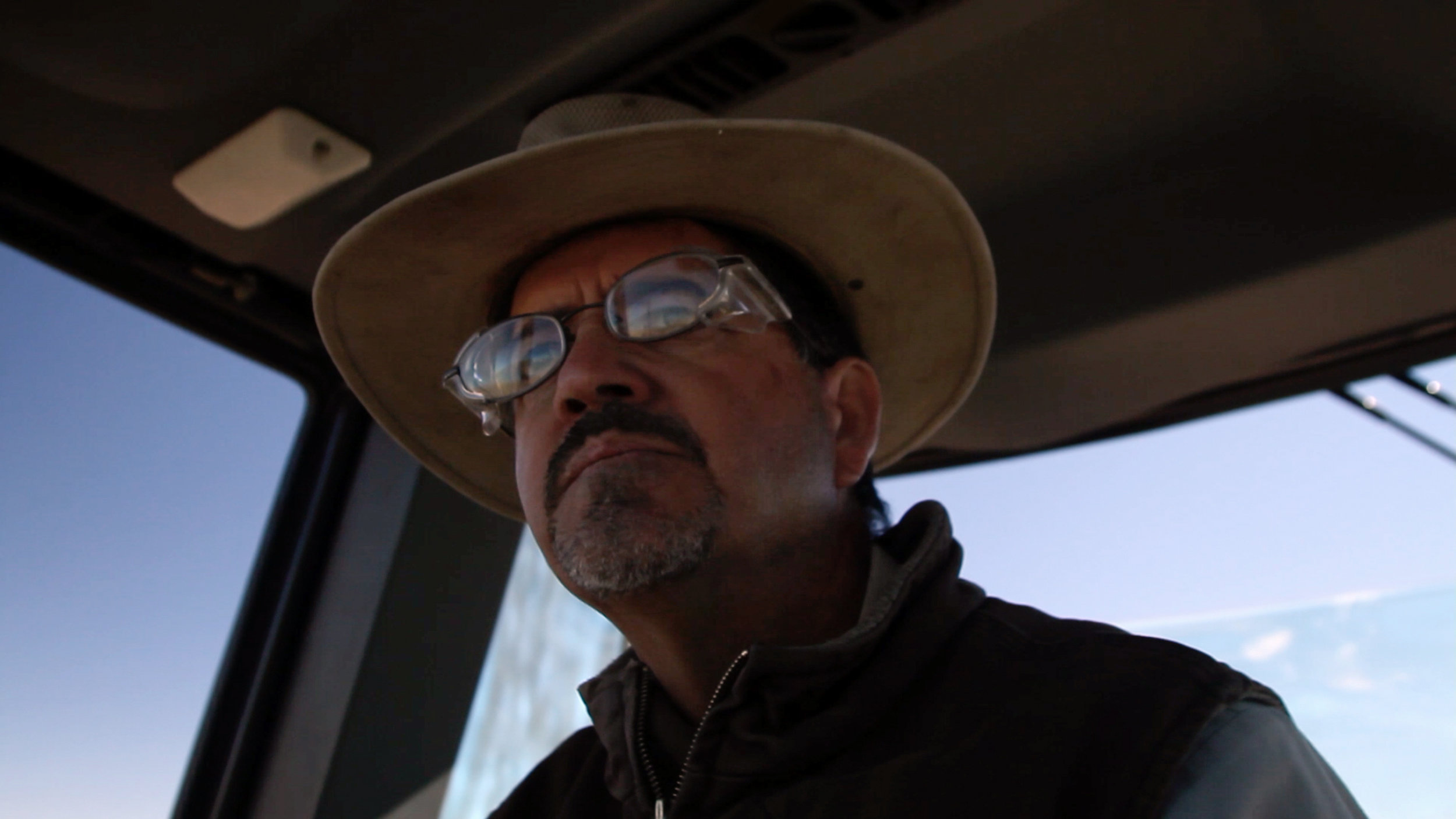 CARLOS  comes from dirt people: farmers, ranchers, and road-builders. A consummate independent-thinker and doer, he's been fighting to get Pajarito on the first responders' map for years.