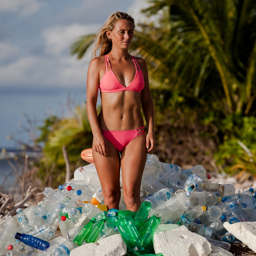 Produced Alison's Adventures Maldives trip to spread awareness for plastic pollution world wide! Sponsorship with Odina, an eco friednly swimwear company.