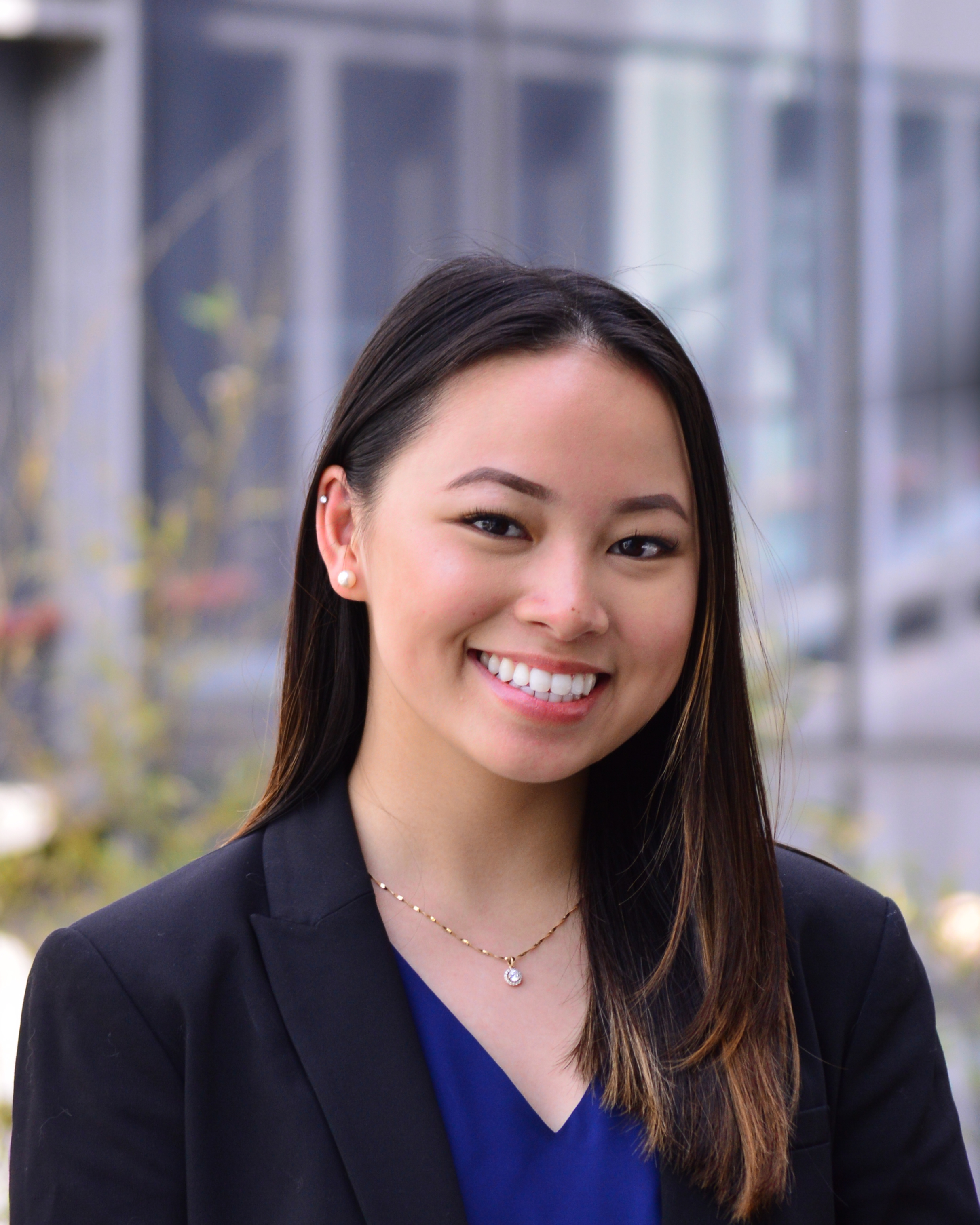 Christina Vo  Vice-President of Human Resources