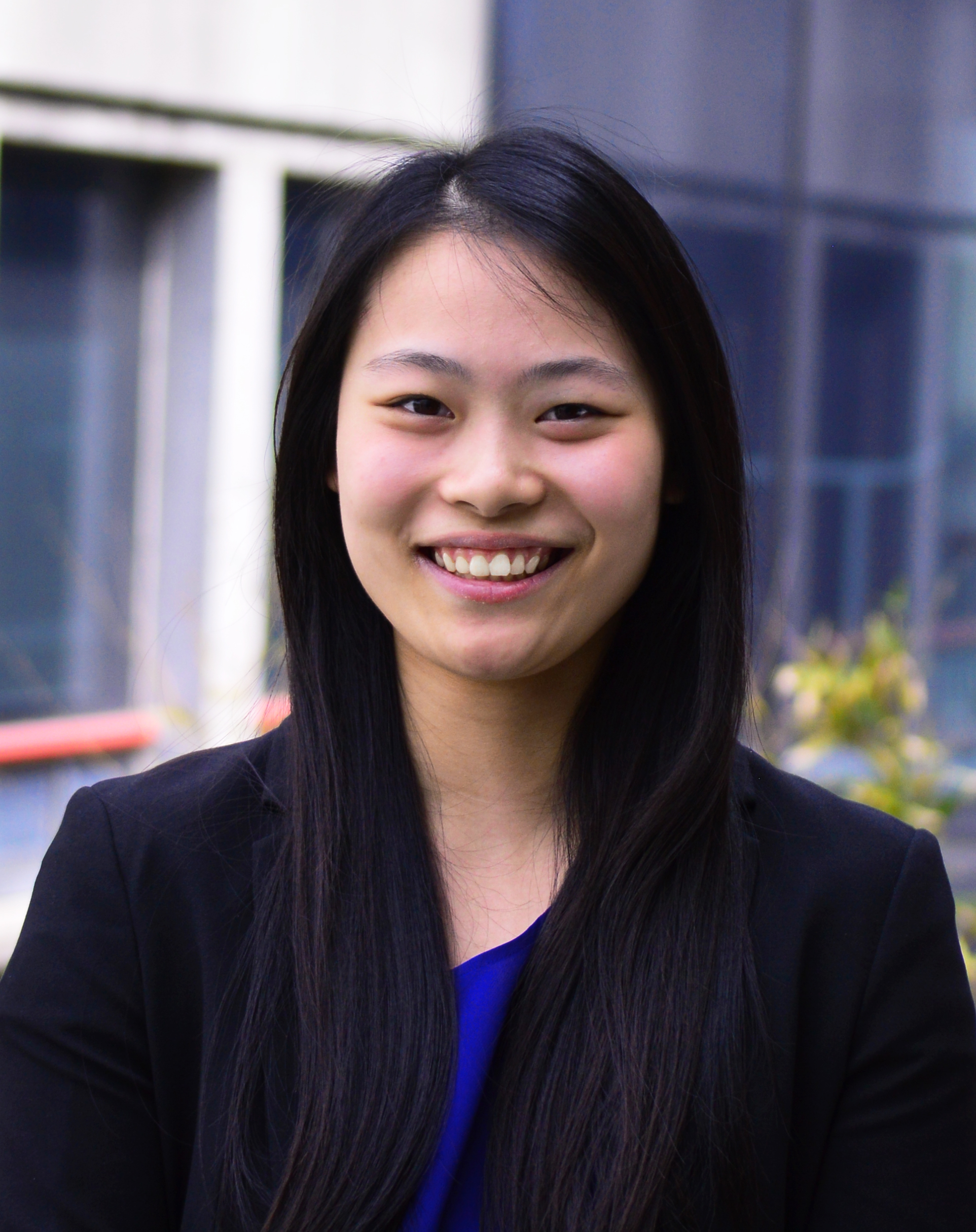 Sarah Chan  Vice-President of Finance