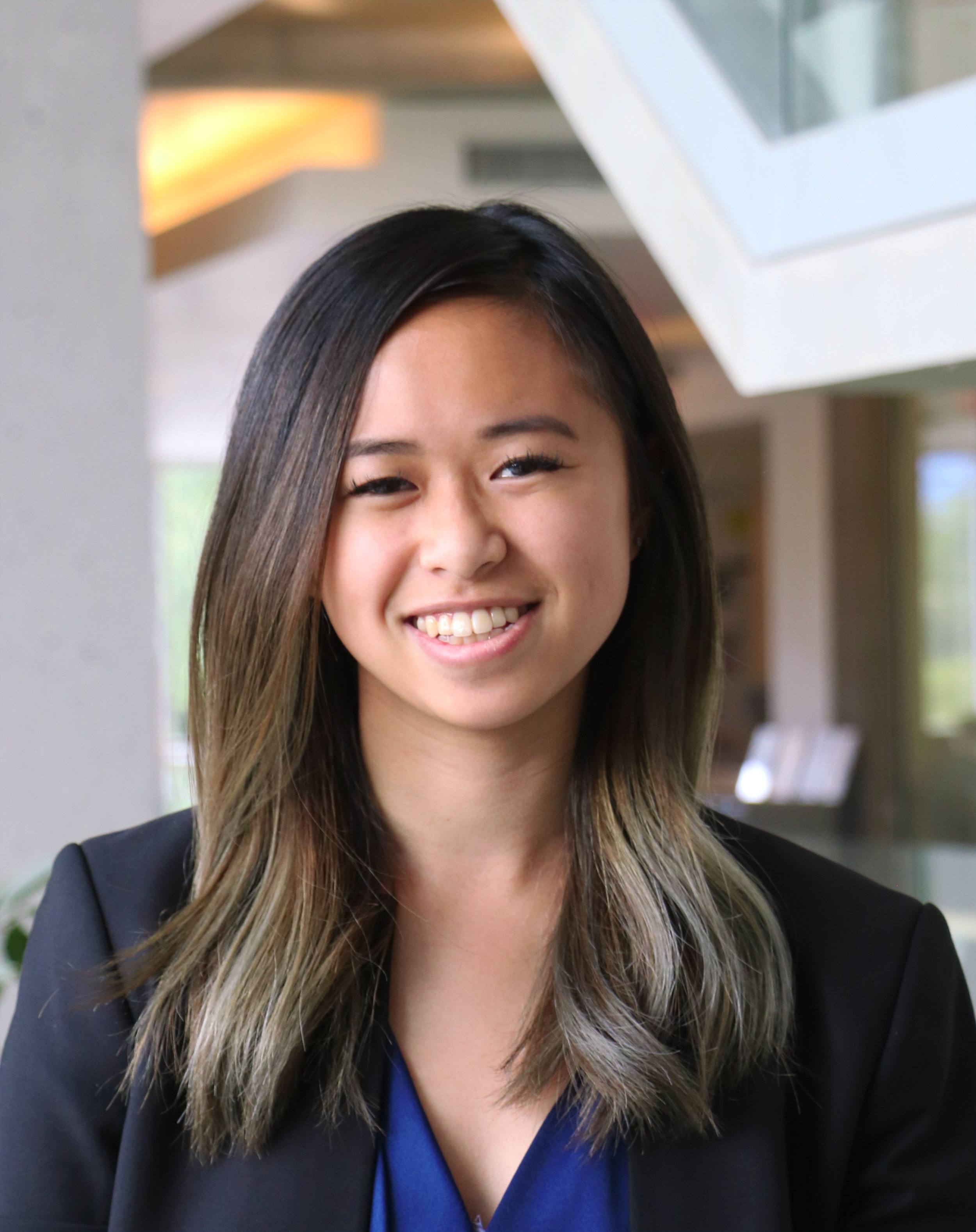 Alicia Heng  Co-Director of Events   What are you excited to do in your term?  I'm excited to learn more about event planning as well as help facilitate mentorship and connections.   What emoji best describes you?  🤪 because i'm living my best life