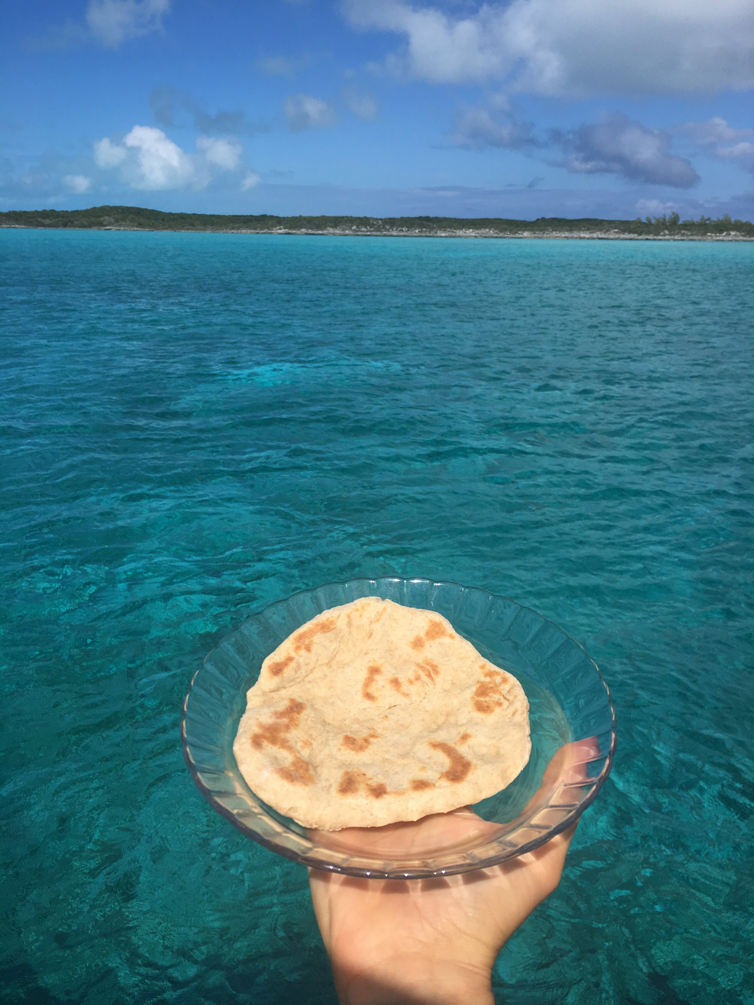 Naan in the wild