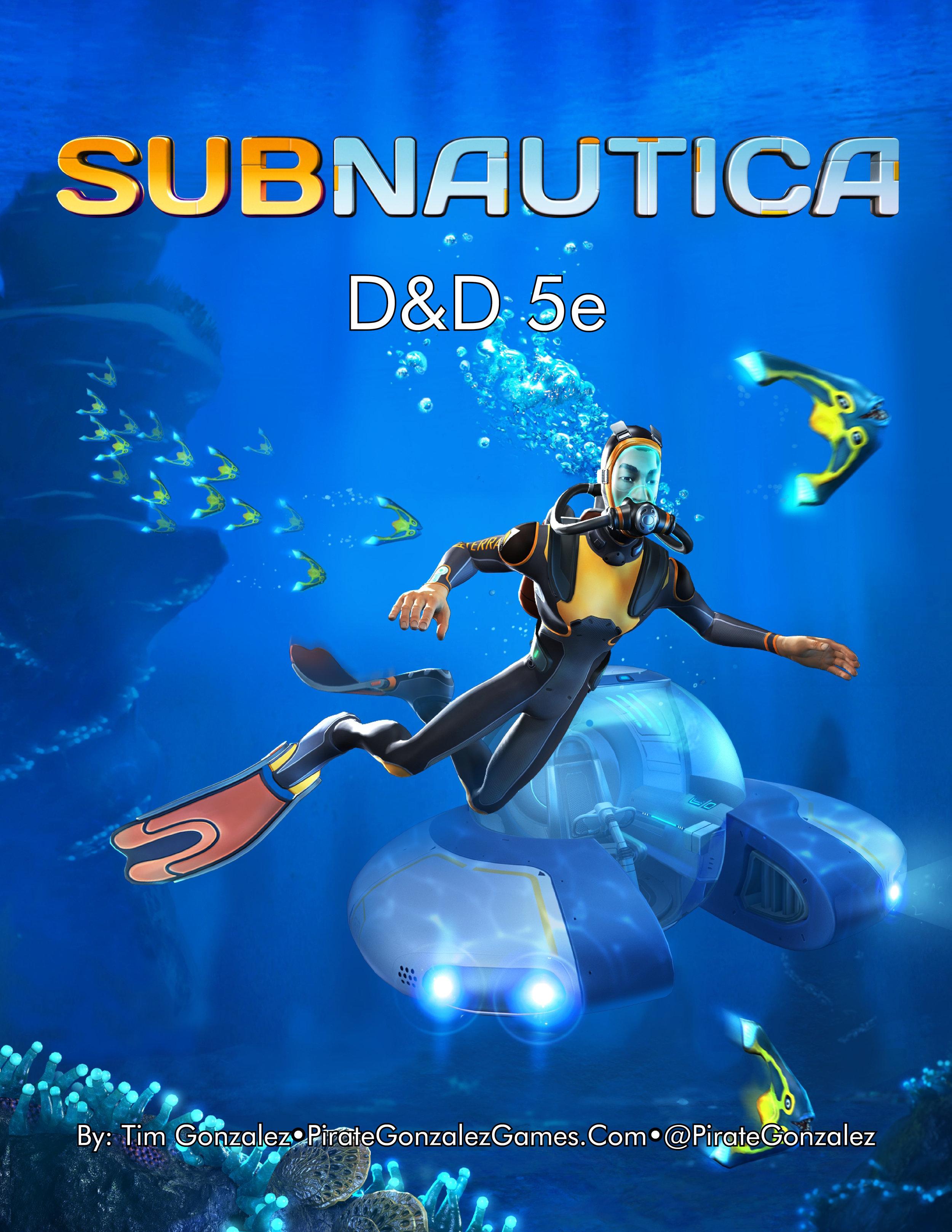Subnautica D&D 5e