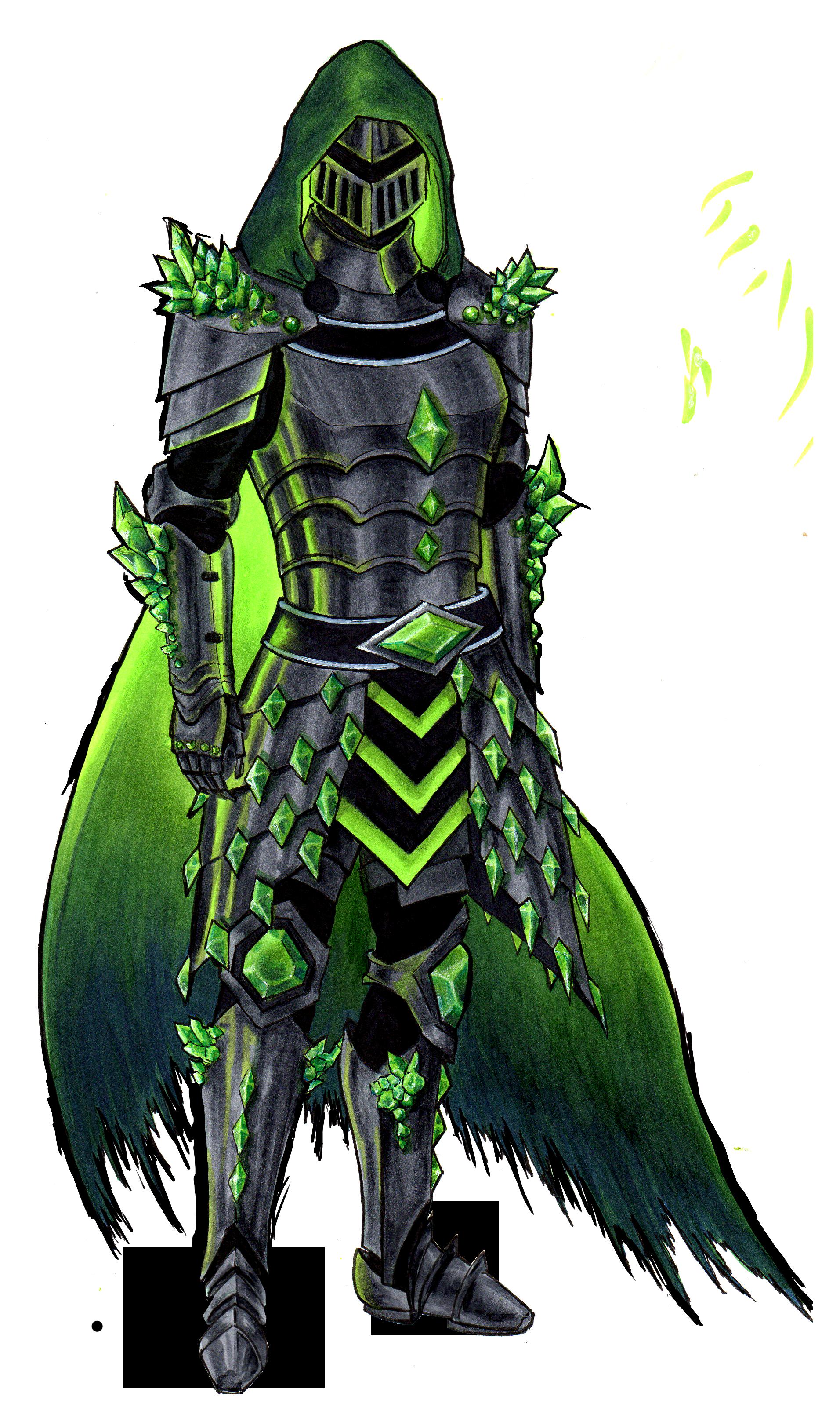 Deathknight's Armor