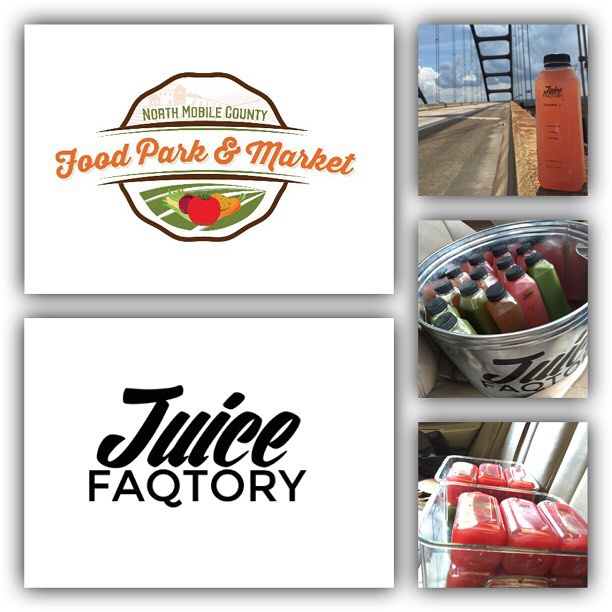 Good morning Mobile! We will be on deck at the new #NoMoCo food market in Prichard,Al this Saturday August 1 from 7a-1p. Cold pressed juice will be available. Be independent. #buylocal #livelovejuice #gulfcoast #mobile #ready #motivationmonday
