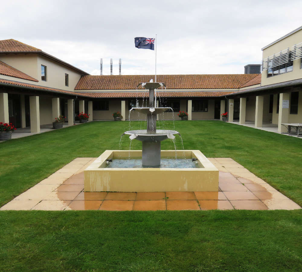 Budge Street Campus -