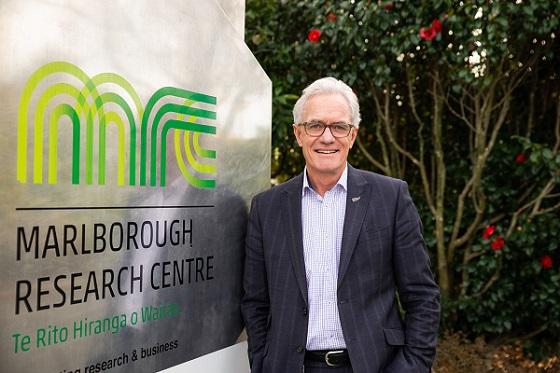 Gerald Hope reflects on MRC's 35 year milestone