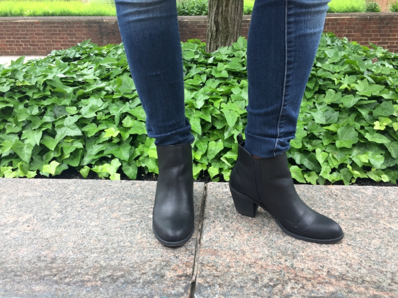 Spring Outfit Inspiration | Booties