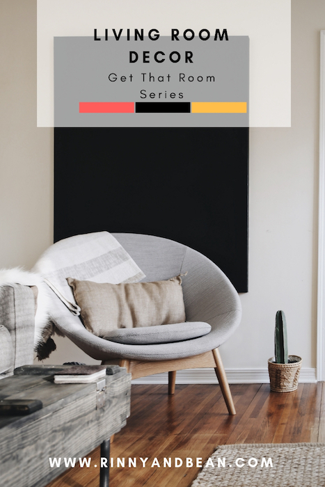 Interior Design | Living room decor | Living room ideas: Get That Room: Living room decor ideas!