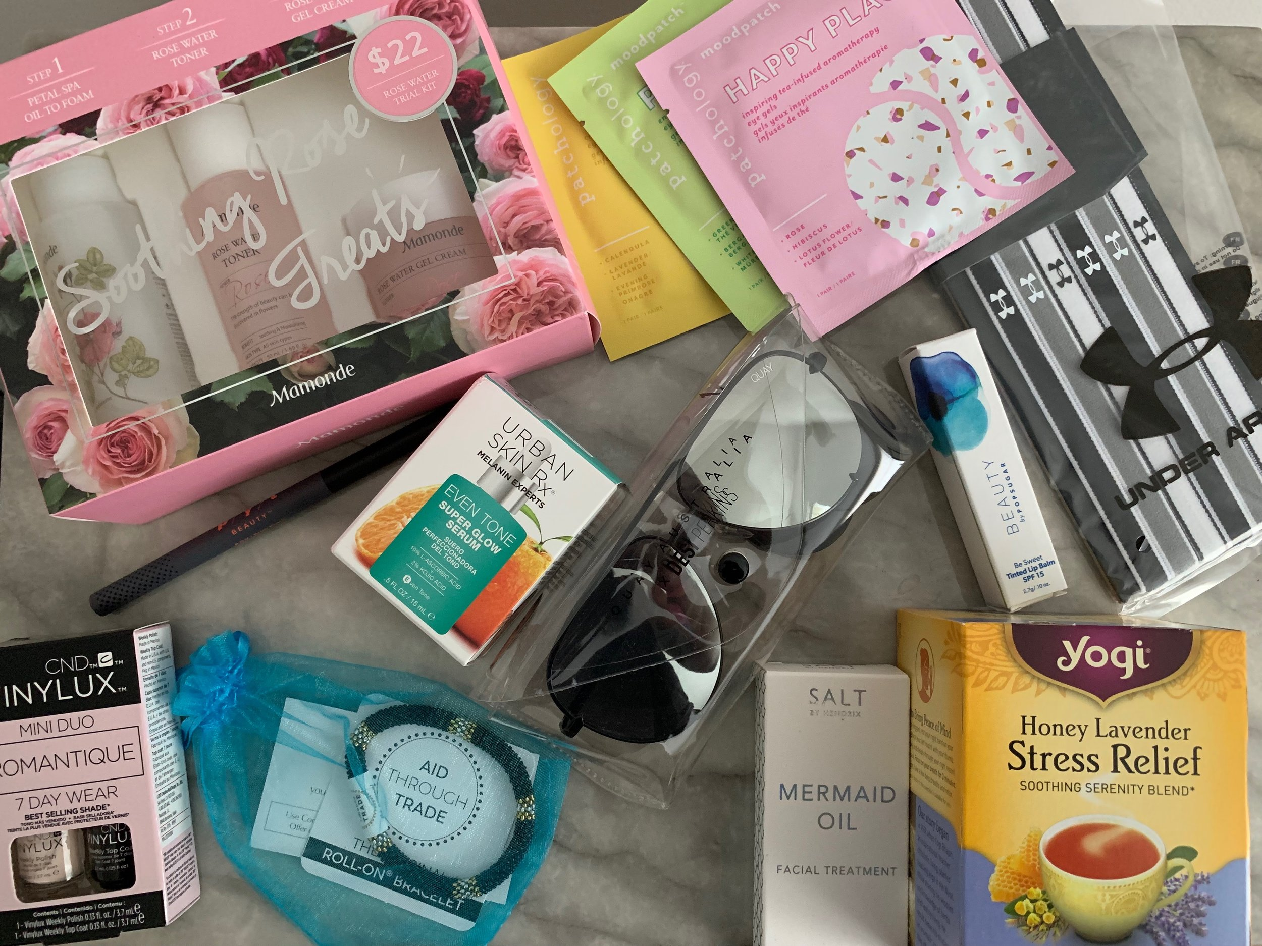 Our Experience at POPSUGAR Play/Ground   Festival   VIP Bag