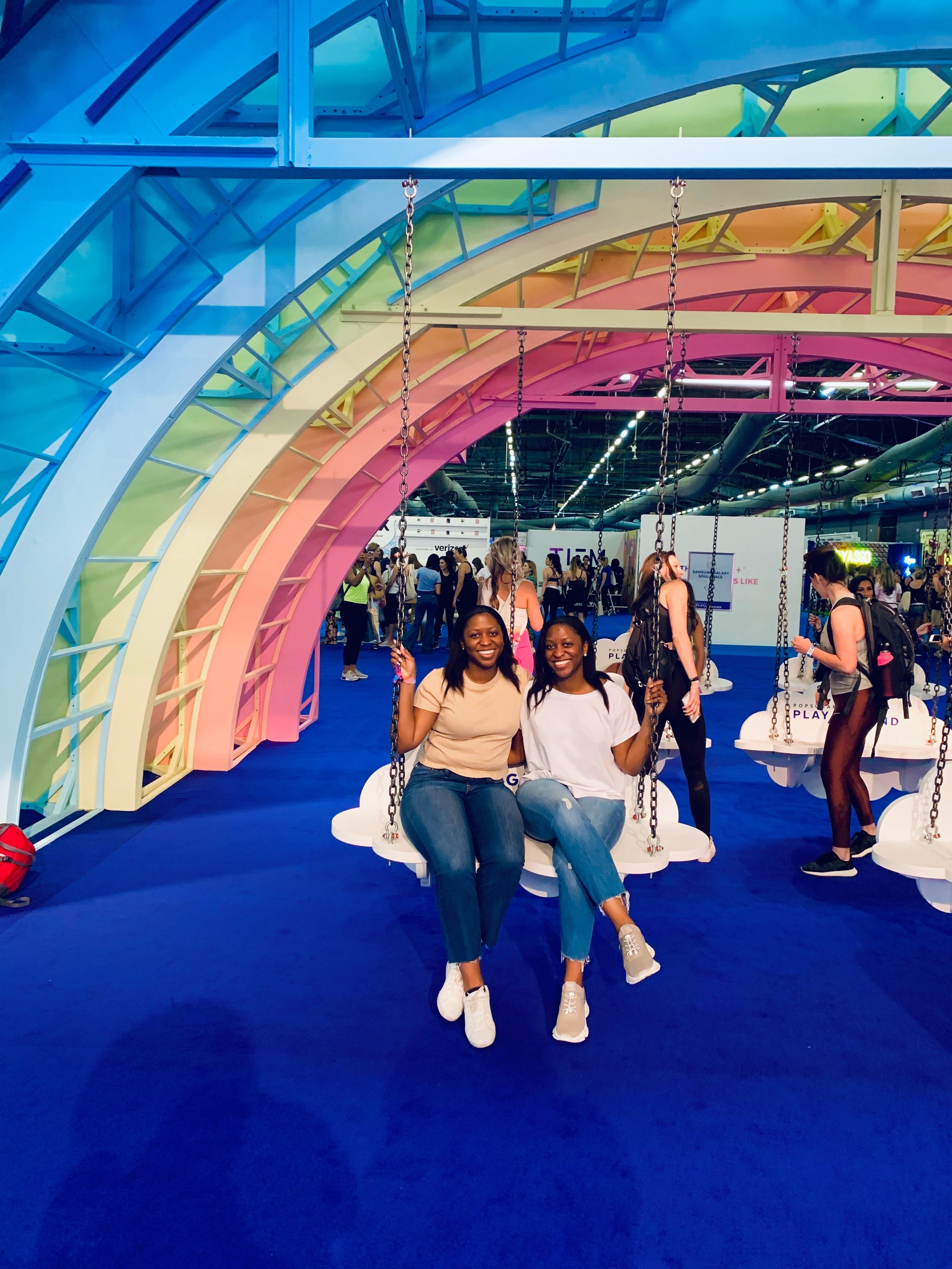 Our Experience at PopSugar Play/Ground   Health and Wellness   Festival   Fitness