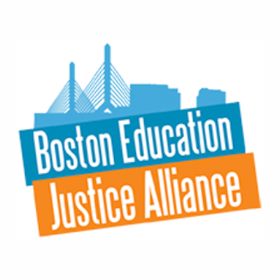 Boston Education Justice Alliance (BEJA)   We are students, educators, parents, school staff, and concerned community members who are deeply tied to the neighborhoods of Boston and directly affected by public education.