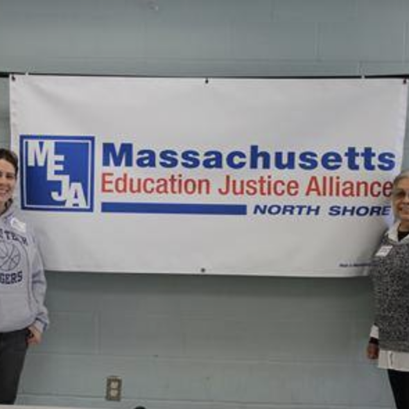 MEJA North Shore Chapter   The North Shore table of the Massachusetts Education Justice Alliance is leading a campaign to #FundOurSchools, fighting to Save Lynn Public Schools and advocating for economic justice.