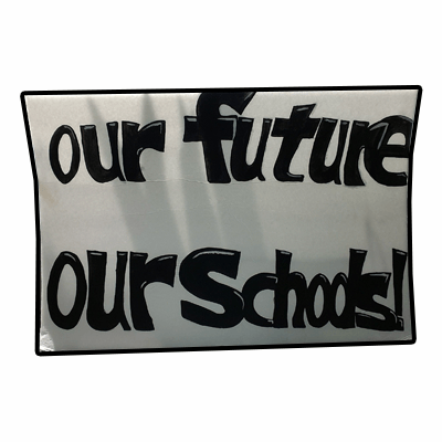 "Greater Lawrence Education Justice Alliance (GLEJA)   We are the Greater Lawrence table of the Massachusetts Education Justice Alliance! The ""Our Future Our Schools"" campaign aims to reclaim Lawrence Public Schools from state receivership."